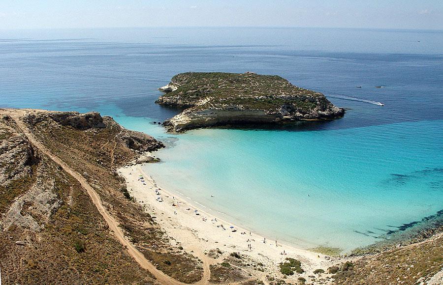 Stunning Lampedusa Volo Soggiorno Photos - Idee Arredamento Casa ...